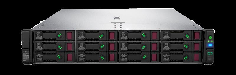 ارائه انواع سرور اچپی HP Server