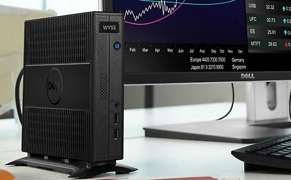 تینکلاینت دل وایز 7020 - بررسی مشخصات ظاهری تین کلاینت Dell Wyse 7020